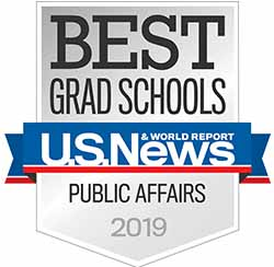 U.S. News & World Report: Best Grad Schools 2013: Public Affairs